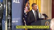 Obama Asks Congress for $300B to Improve Roads