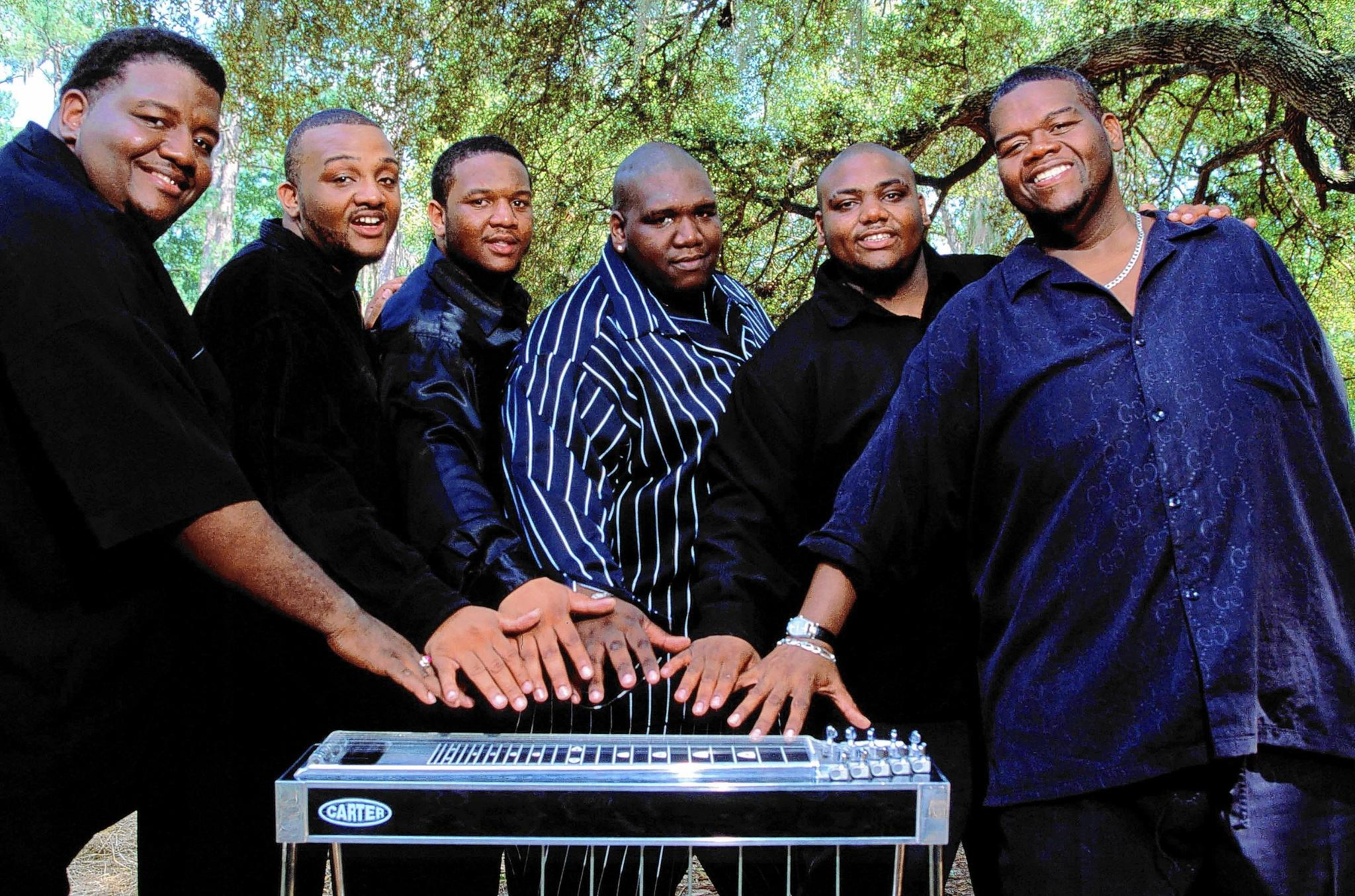 The Lee Boys will perform Saturday at the 8th Annual Blues B-Q in downtown Orlando.