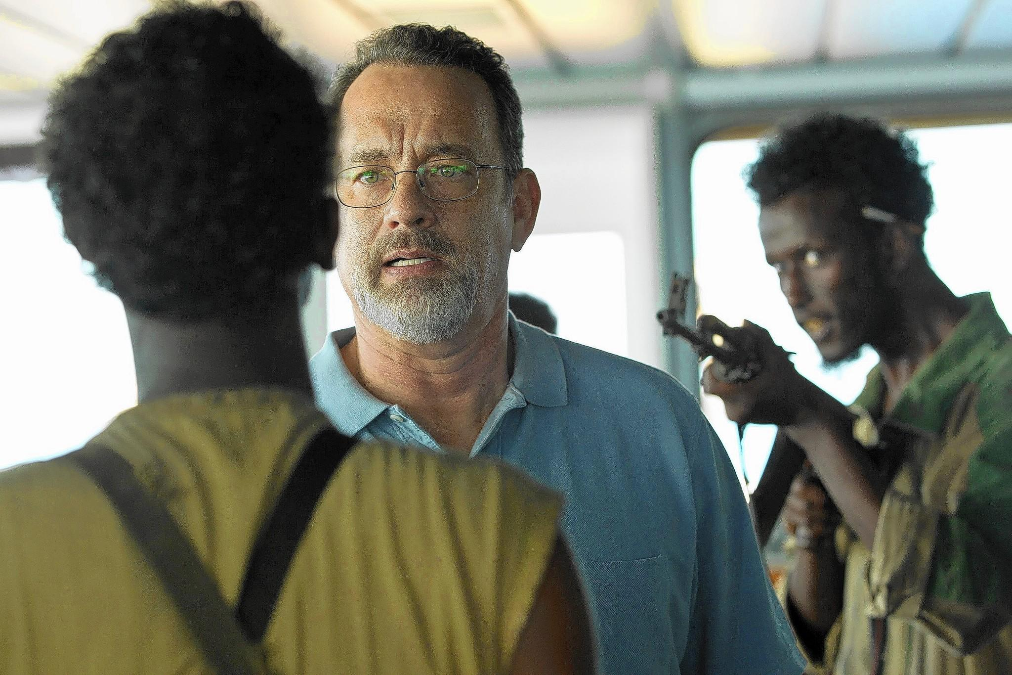 "AMC Loews Plainville on Saturday is showing ""Captain Phillips'' starring Tom Hanks and other Oscar nominated films."