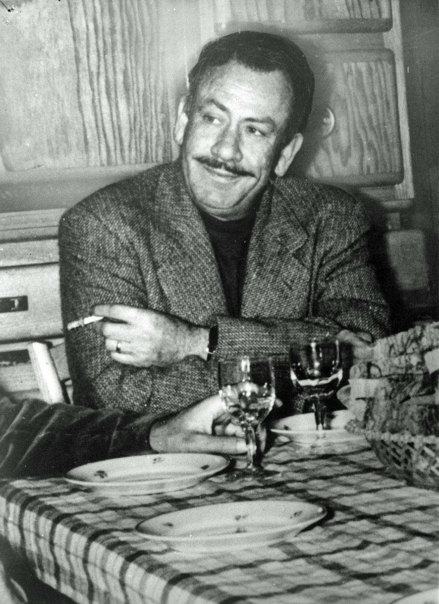the great works of john steinbeck John steinbeck was a celebrated american writer famous for his novel, 'the grapes of wrath' read on for detailed information about his childhood, profile, career and timeline.