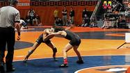 Wrestling | Plainfield South's Miguel Silva takes in state atmosphere