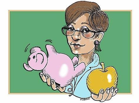 Teachers' pay