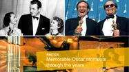 Oscar moments | Academy Awards history