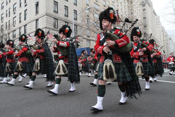 New York - Visite Guide de la St Patricks Day Parade