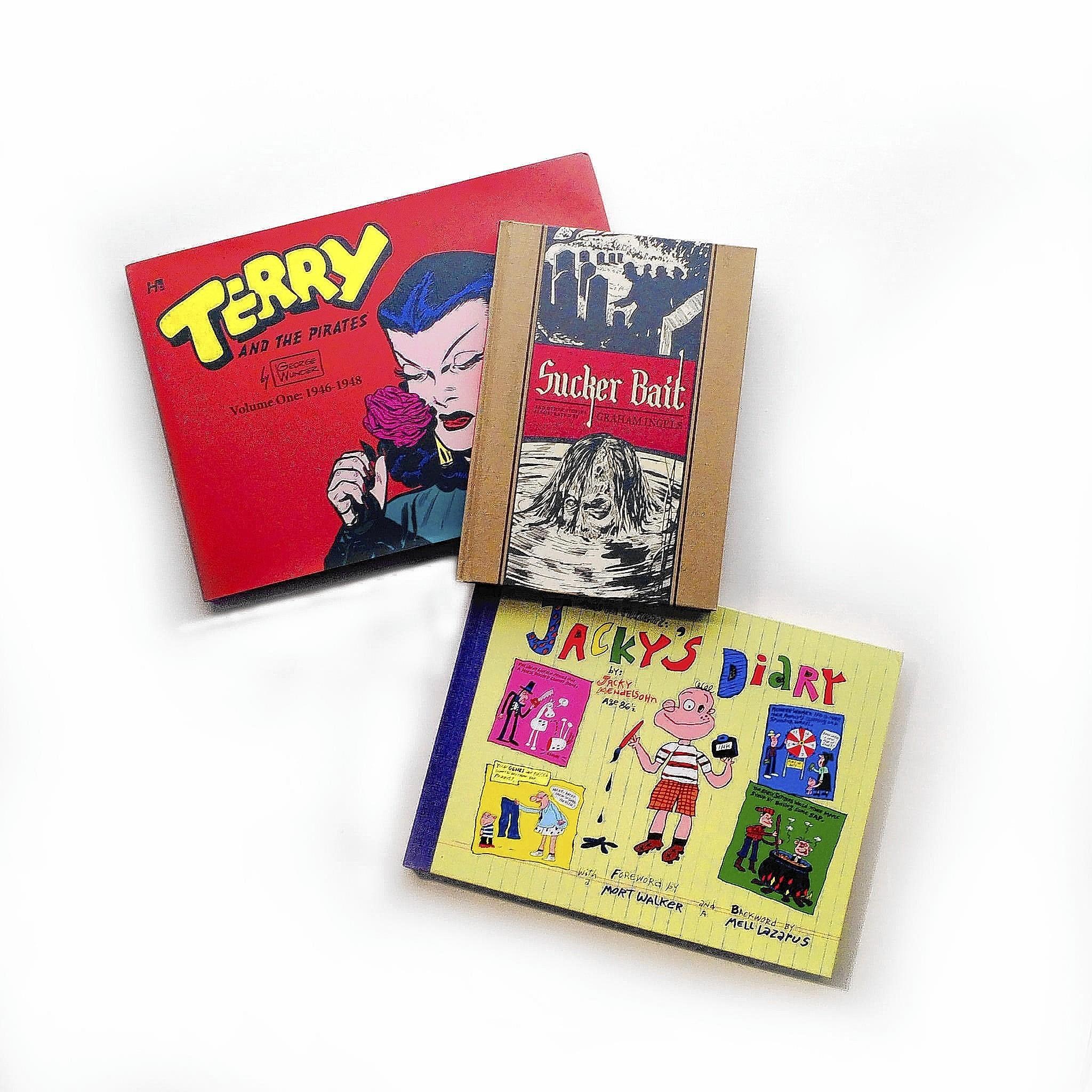 Comic book roundup: \'Jacky\'s Diary,\' more - tribunedigital ...
