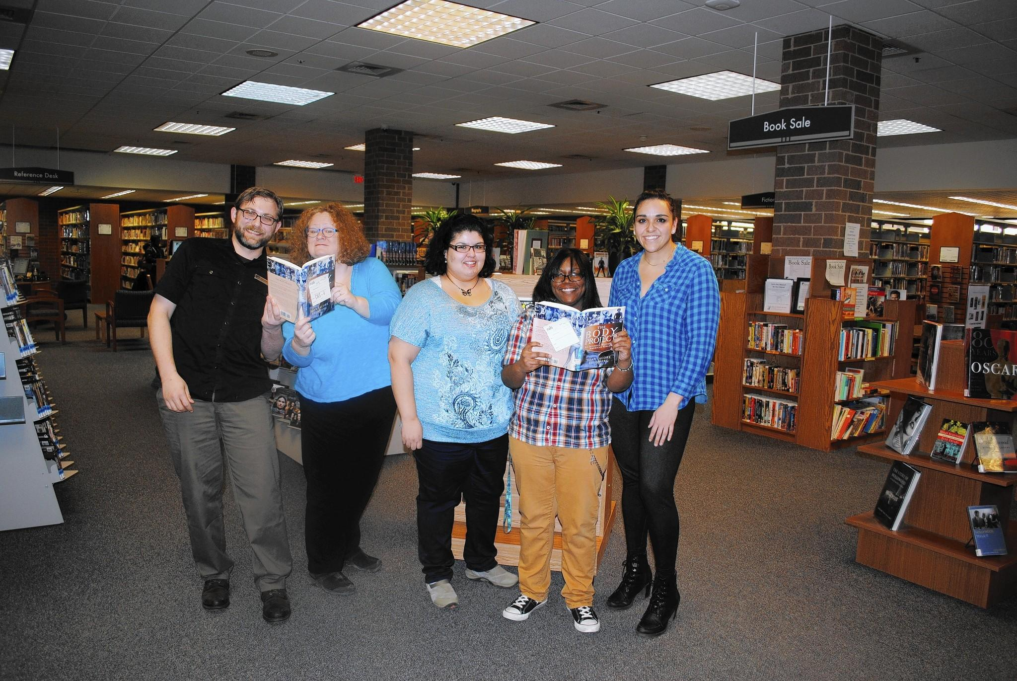 The Curiouser & Curiouser Book Book Group from Forest Park are a book club that uniquely focuses on nonfiction books.
