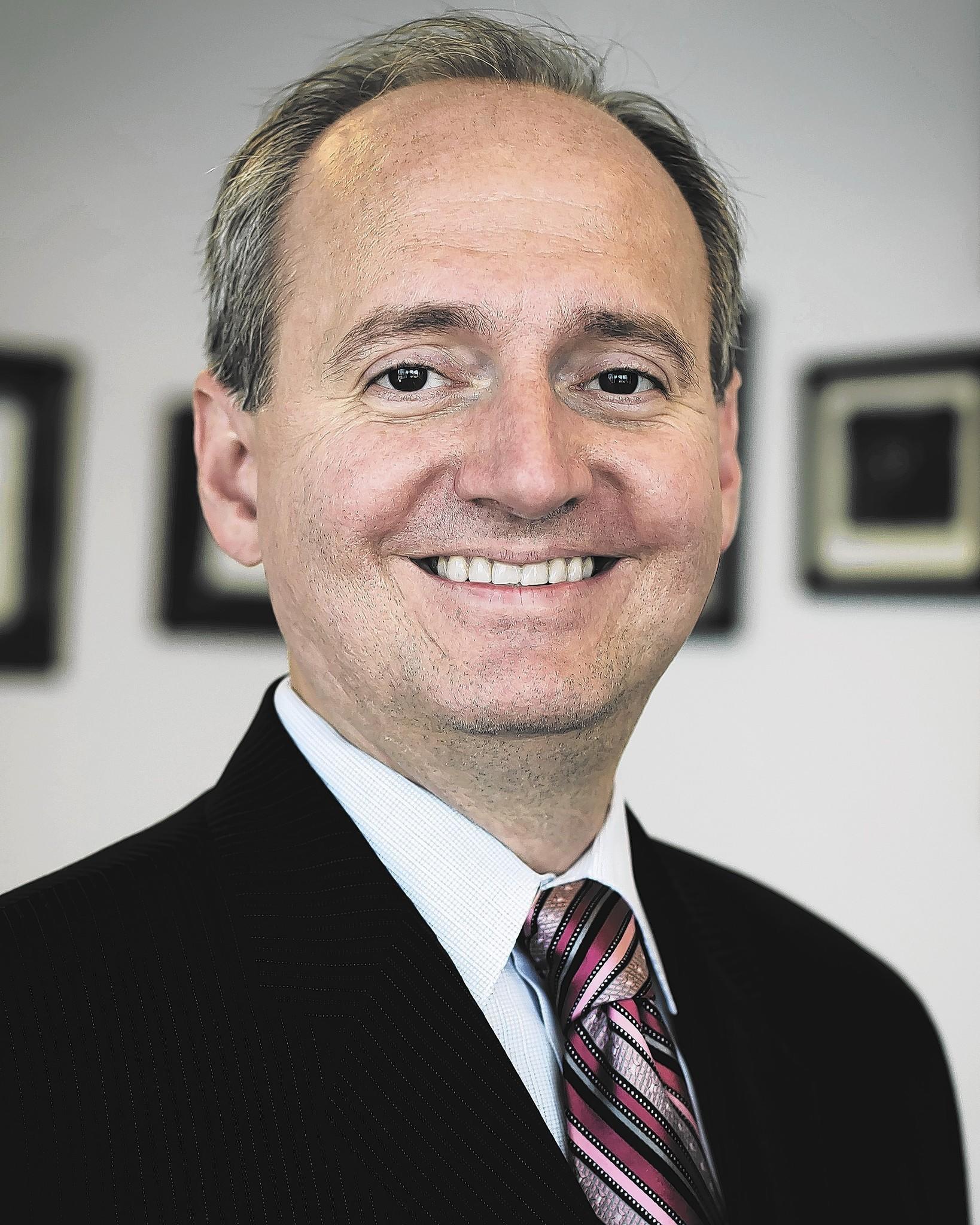 Orange County Tax Collector Scott Randolph