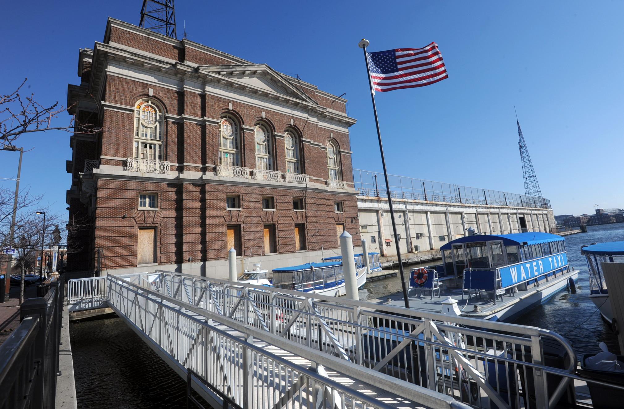 Under Armour Ceo Backs Bid To Turn Recreation Pier Into Hotel Baltimore Sun