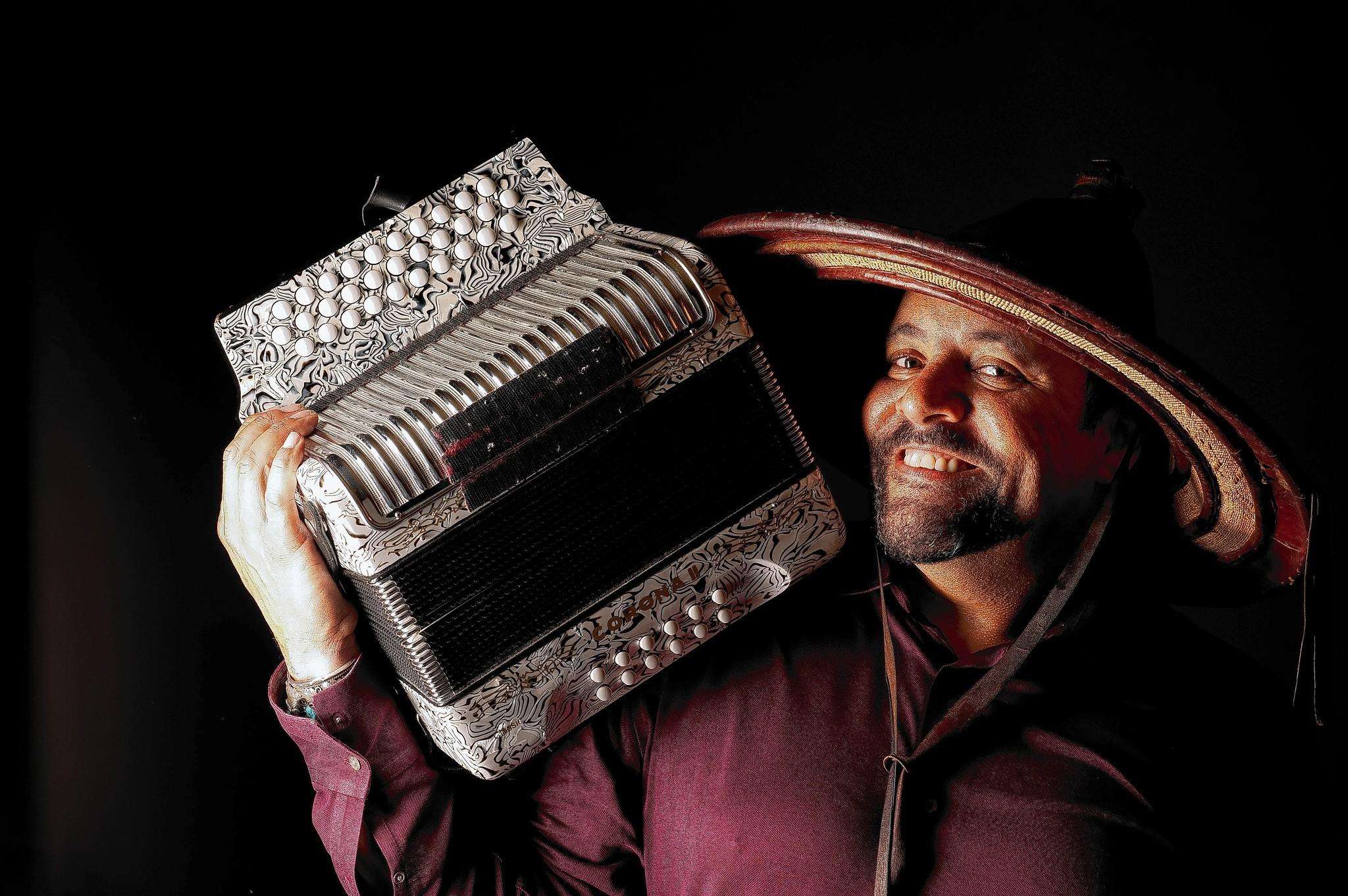 Zydeco musician Terrance Simien will provide the jams at a pre-Mardi Gras party coming to The Corner Pocket in Williamsburg.