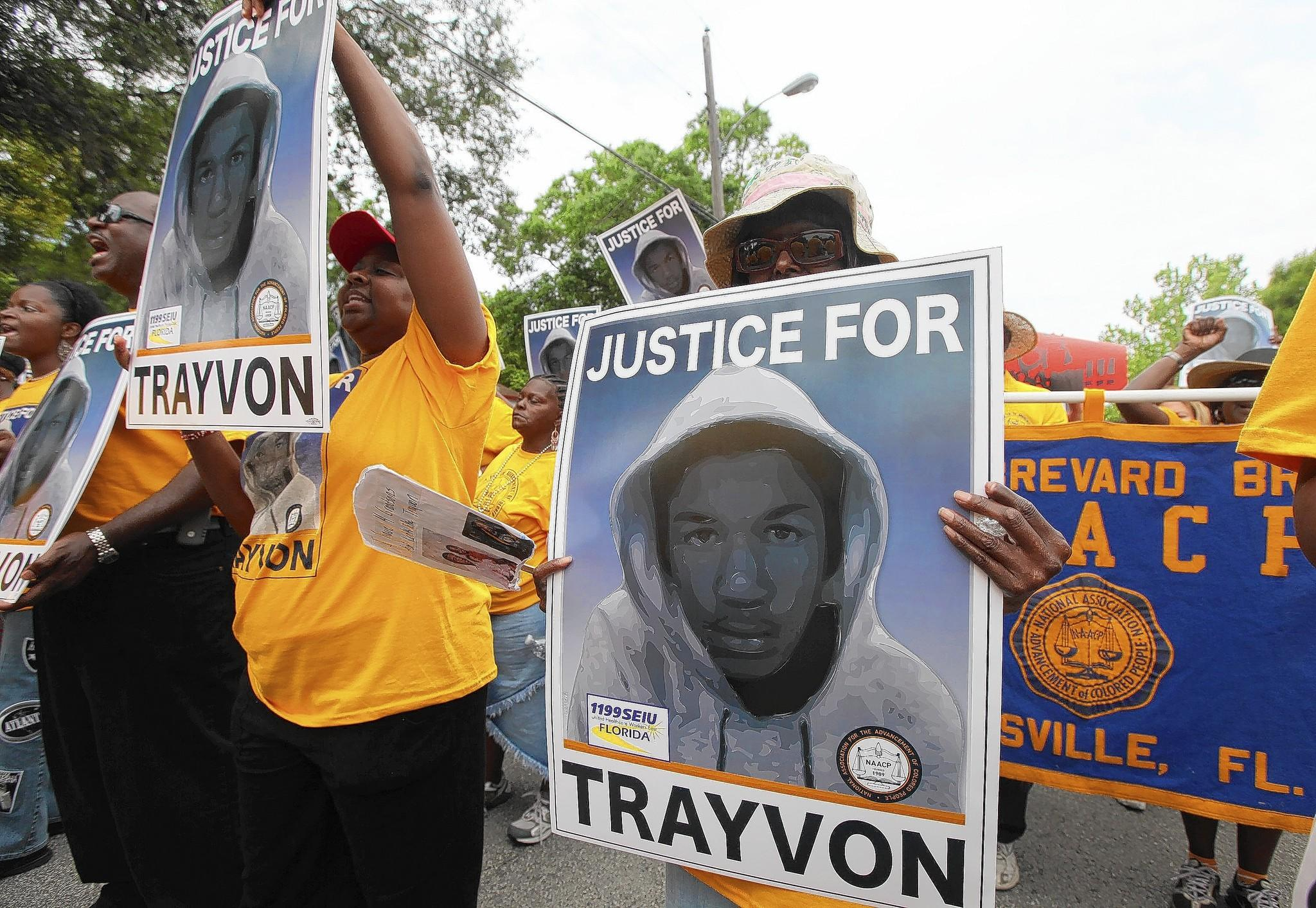 stand your ground law encouraging vigilantism the tragic death of trayvon martin and the legal prote Which the southern poverty law center has classified as the nation about the tragic death of a young the shooting death of trayvon martin.