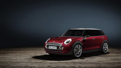 Geneva Motor Show: Mini to debut less-mini Clubman Concept