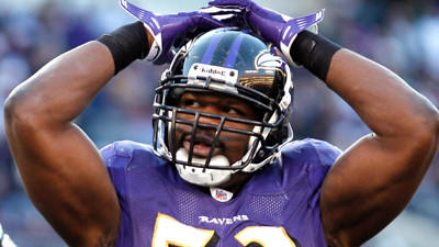 After cutting Vonta Leach and Jameel McClain, Ravens roughly $2…