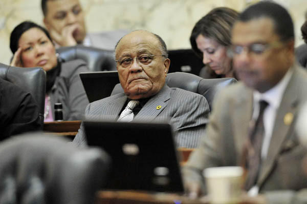 Del. Rudolph Cane, a Democrat who represents Maryland's Eastern Shore, has dropped his re-election bid.