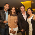 A celebration of the opening of BrickellHouse, an ultra-luxury condo tower in Miami