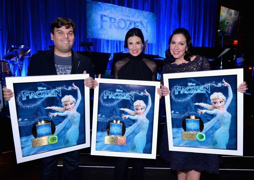 Kristen Anderson Lopez Oscars