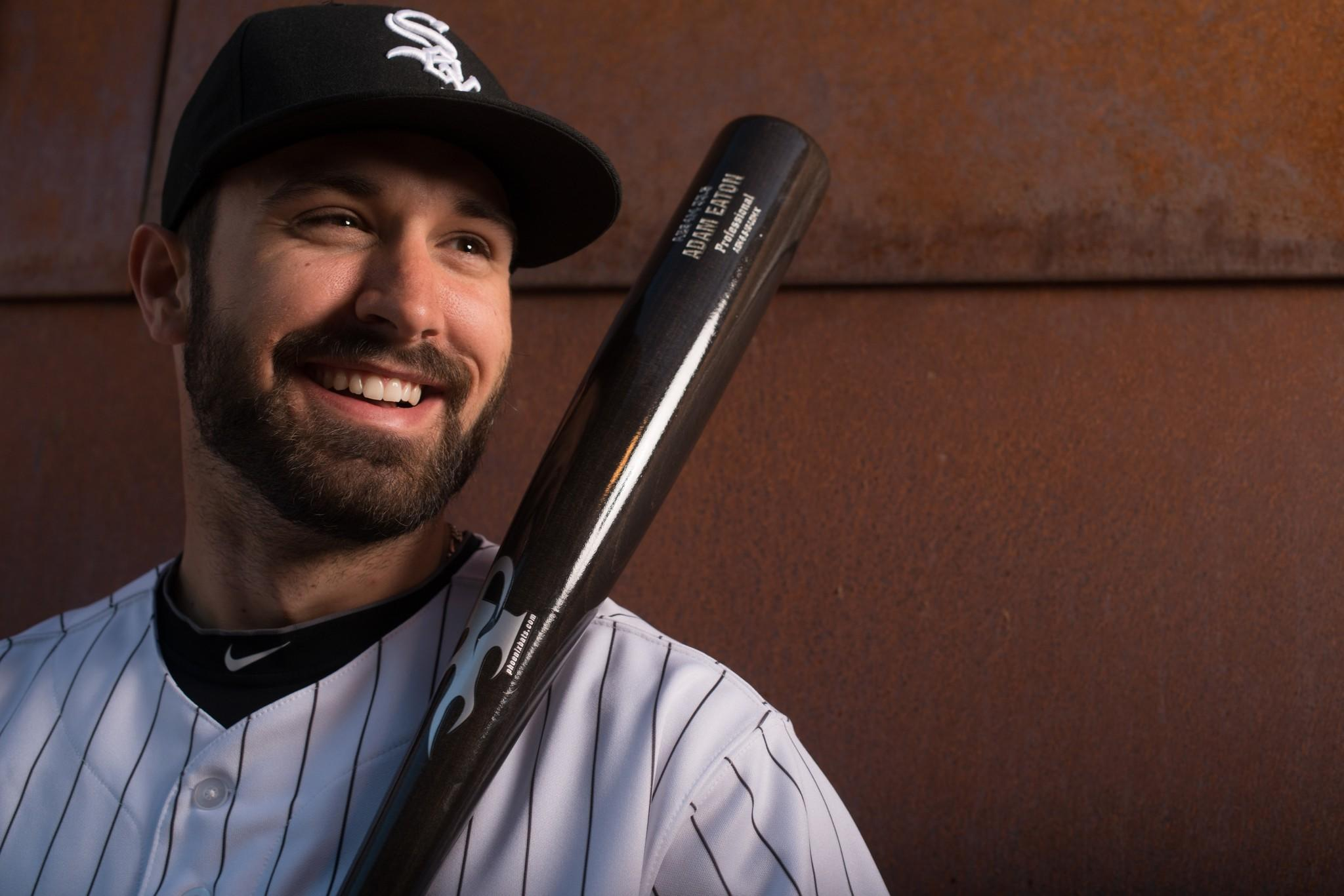 Adam Eaton of the Chicago White Sox.