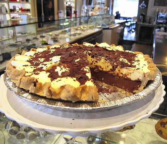Kohler, now with pie