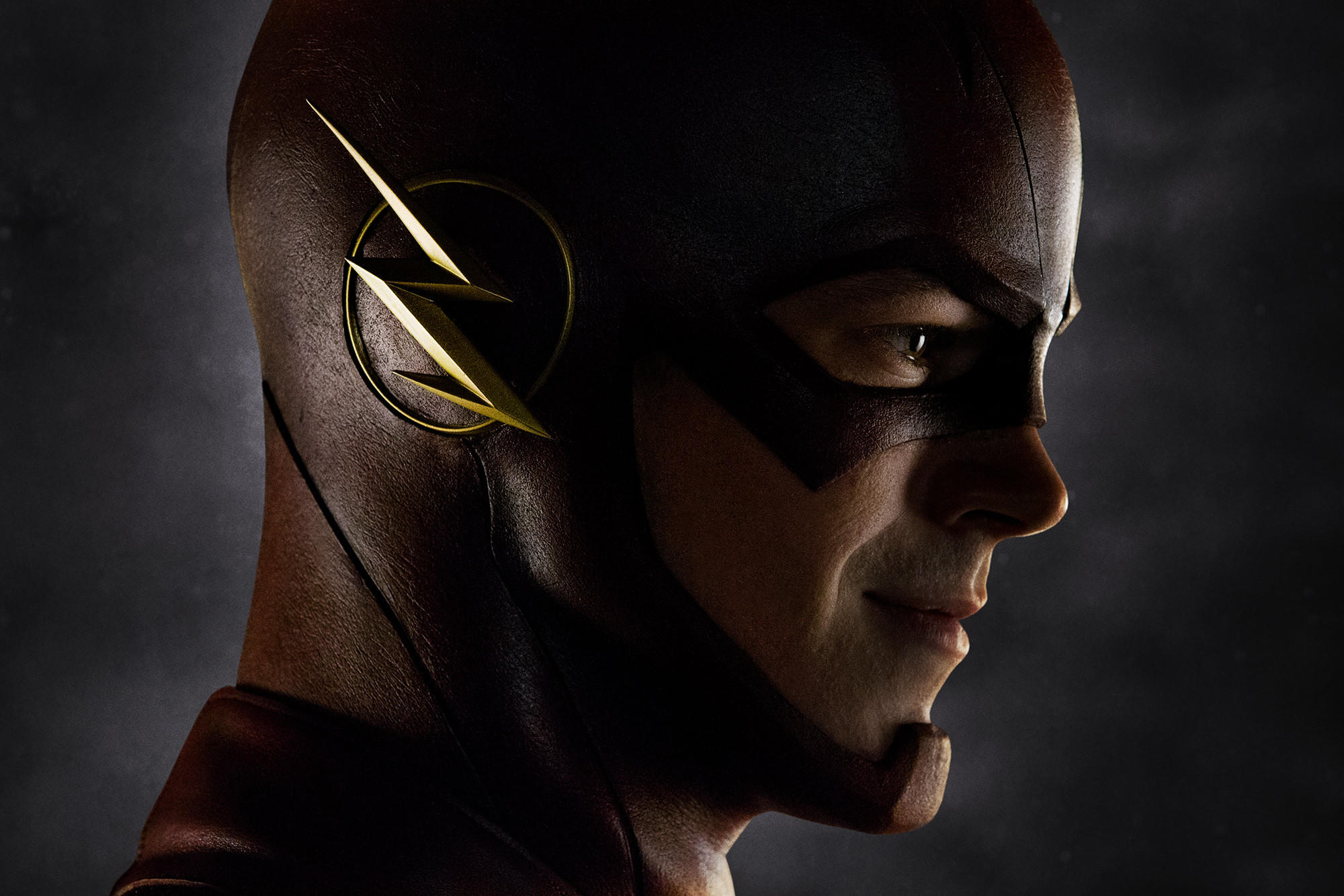 "Grant Gustin stars as Barry Allen, aka ""The Flash,"" in The CW pilot."