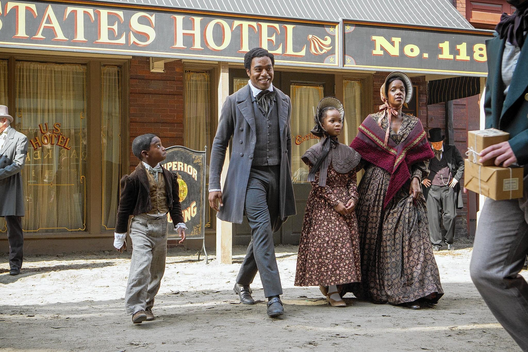 '12 Years a Slave' comes to Blu-ray and DVD Tuesday.