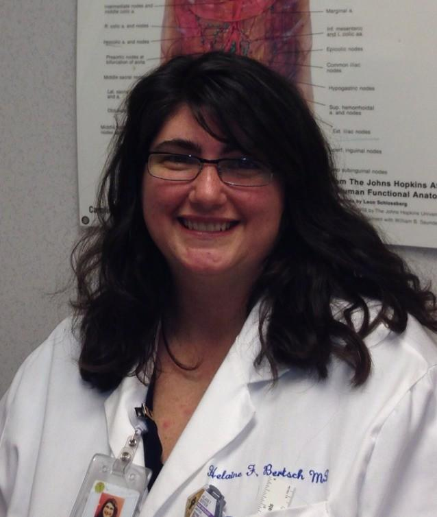 Dr. Helaine F. Bertsch, M.D., of Avon.