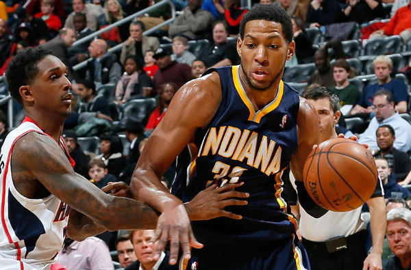 Forward Danny Granger chose to join the Clippers over four other teams who showed interest, including Western Conference contenders San Antonio and Houston.