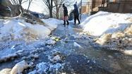 Rules clear in many towns as to who needs to shovel walks