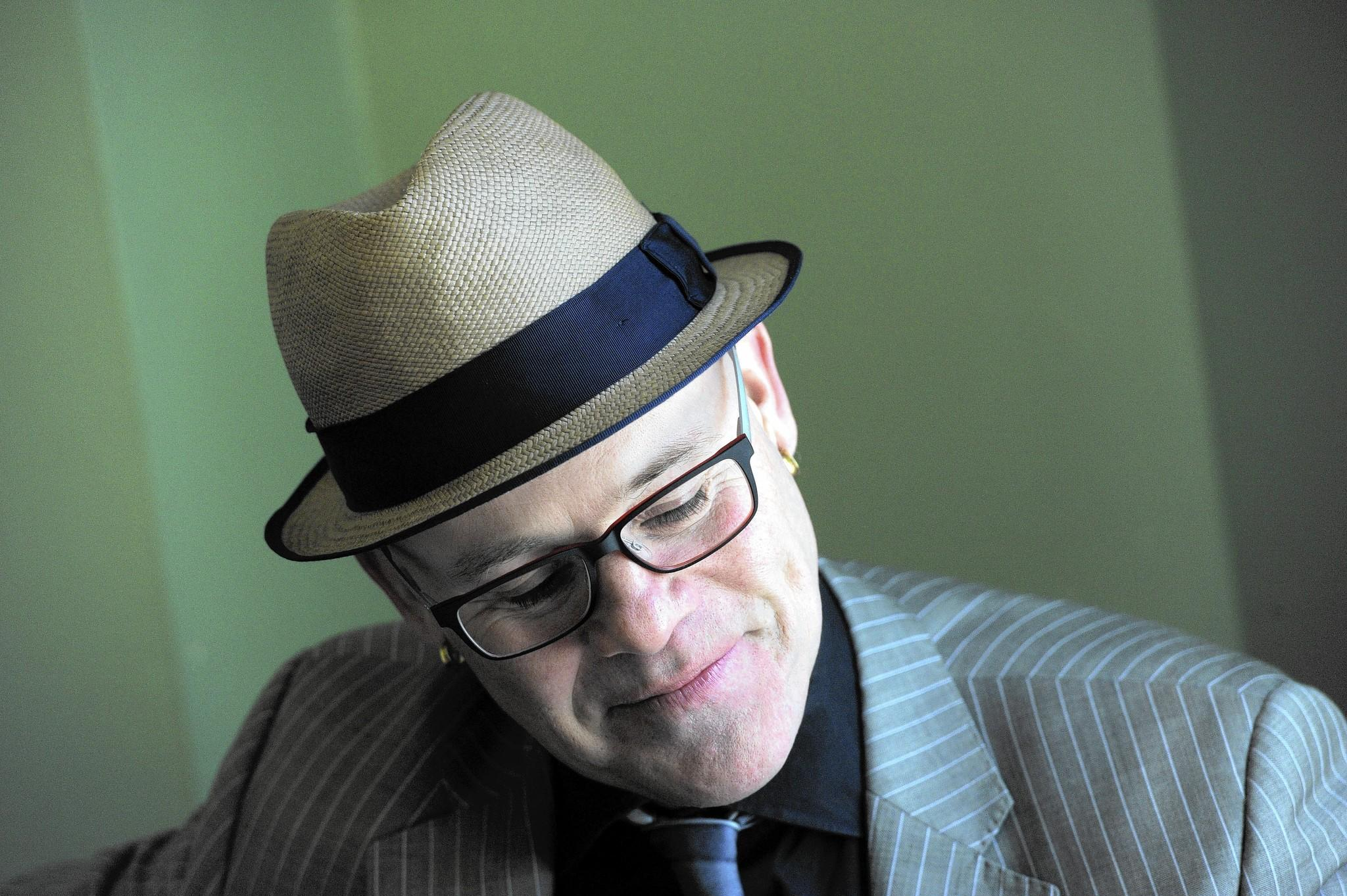 Thomas Dolby, who has just been named Johns Hopkins University's first Homewood professor of the arts, has done pioneering work in digital music.