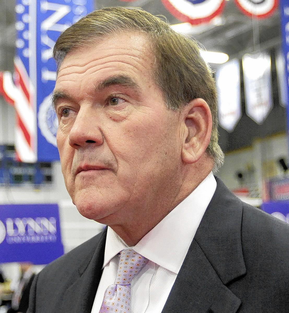 Former Pennsylvania Gov. Tom Ridge.