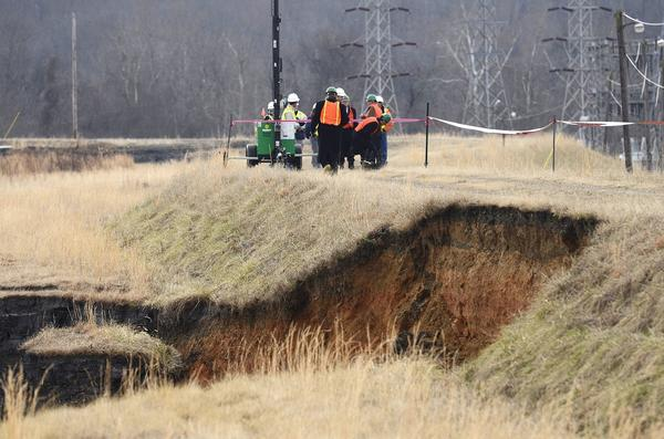 North Carolina regulators cite Duke Energy over coal ash spill