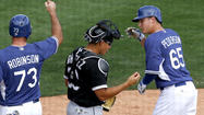 Dodgers shut out White Sox, 5-0, in Cactus League game