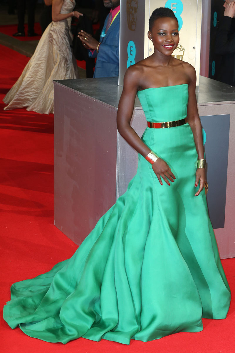 2014 Awards Season fashion photos: British Academy Film Awards