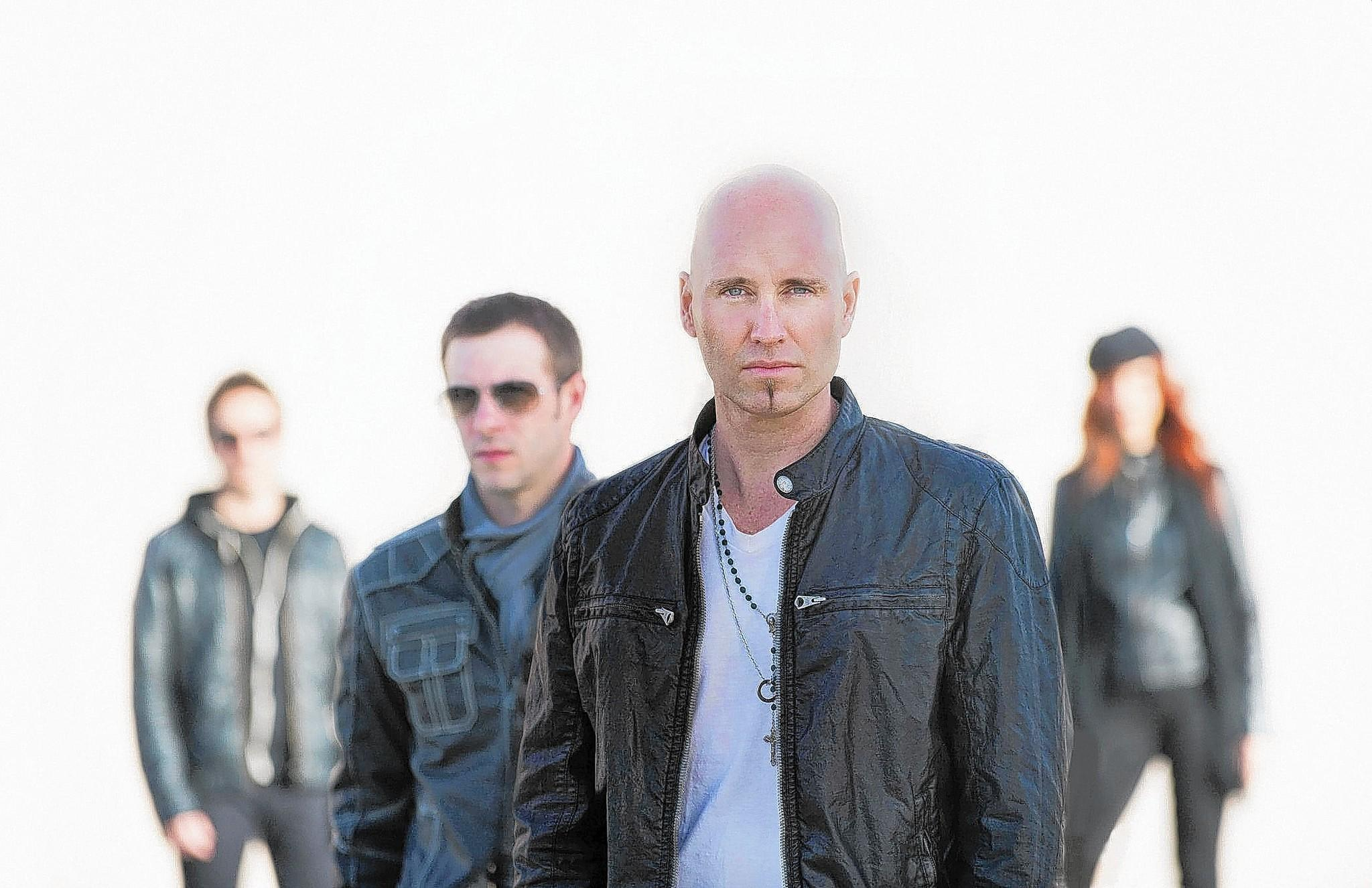 Rock band Vertical Horizon, led by Matt Scannell, plays Reading club Reverb on March 4.