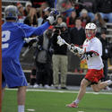 No. 3 Maryland 10, No. 1 Duke 6