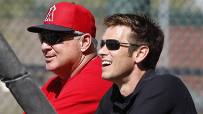 Angels GM Jerry Dipoto is in a must-win situation