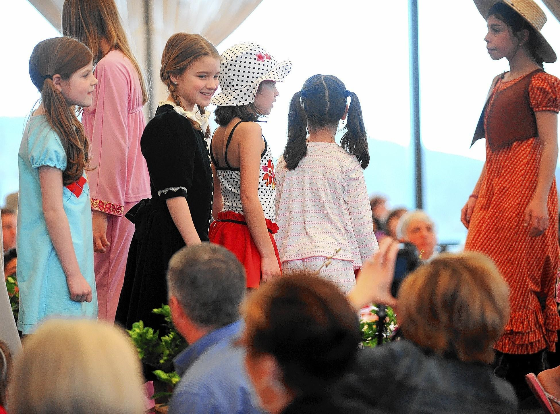 Check out the latest fashions at the Junior League of the Lehigh Valley's American Girl Fashion Show at Lehigh University's Iacocca Hall on March 8 and 9.