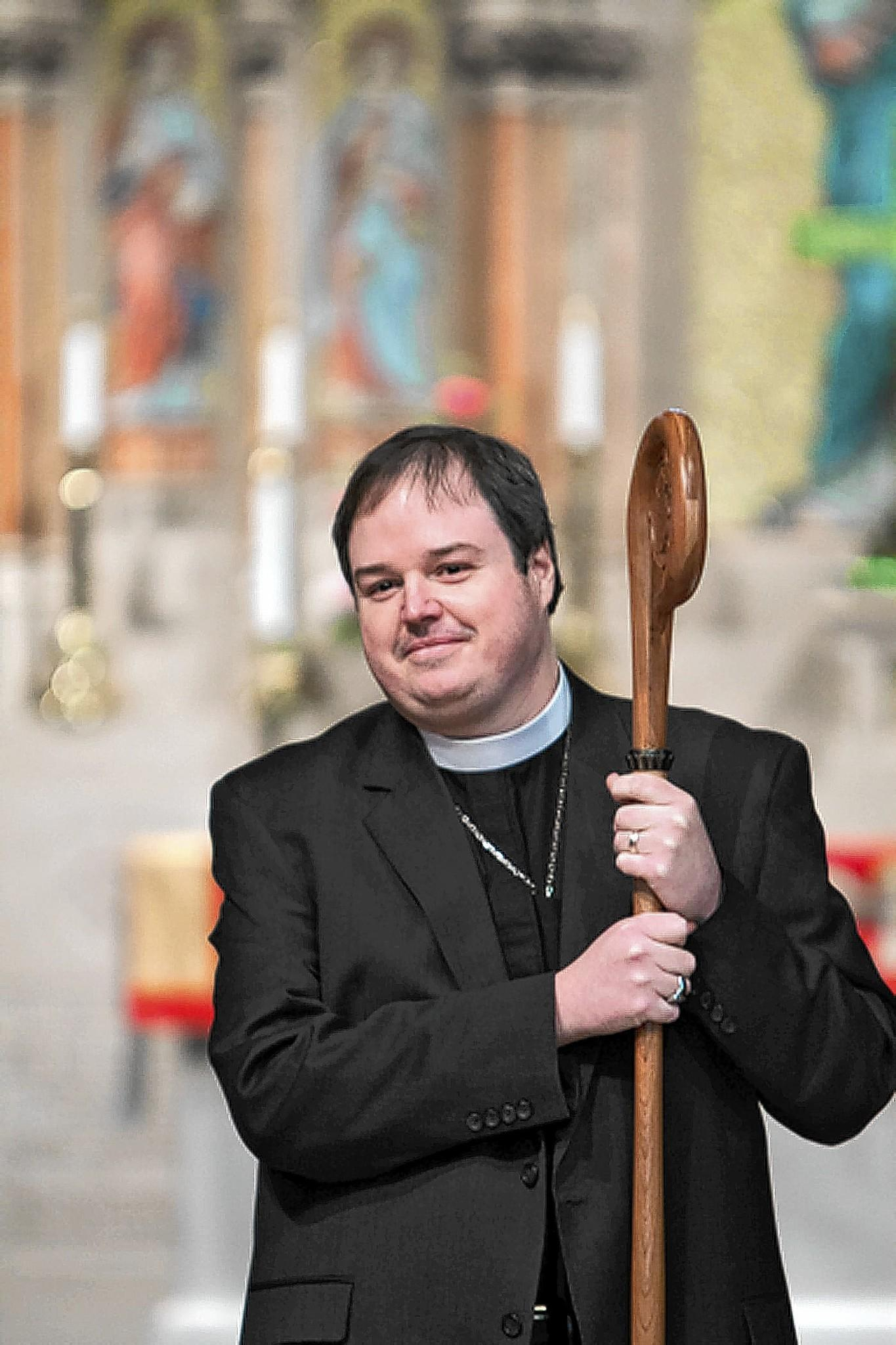 The Rt. Rev. Sean Rowe has been elected provisional bishop of the Episcopal Diocese of Bethlehem.