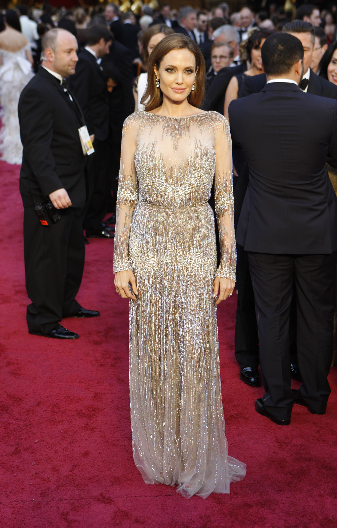 Oscars 2014 red carpet best and worst dressed the for Which carpet is best