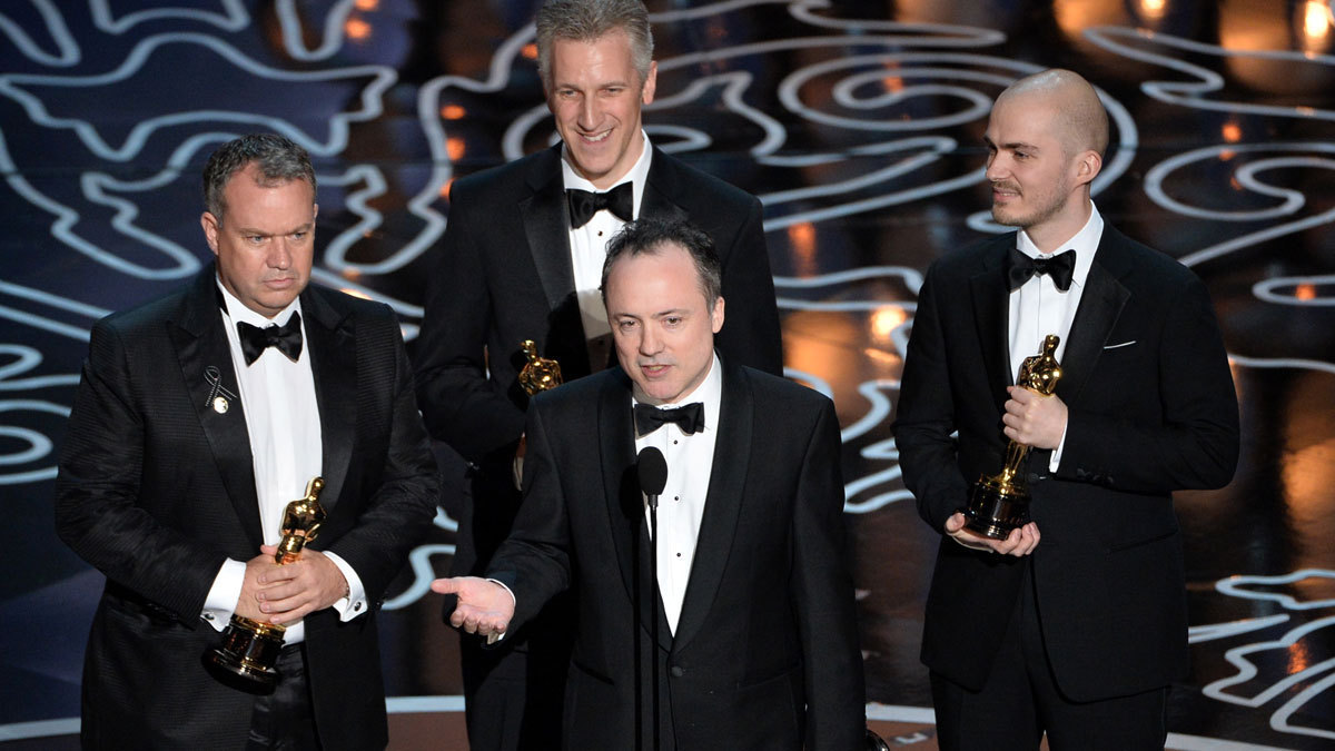 Oscars 2014: All the winners and nominees: Winner: Tim Webber, Chris