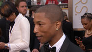 Pharrell Williams' Shocking Style