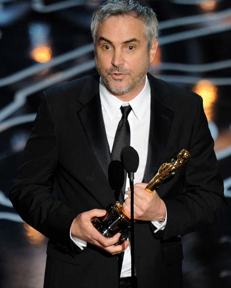 Oscars 2014: All the winners and nominees: Winner: Alfonso Cuaron