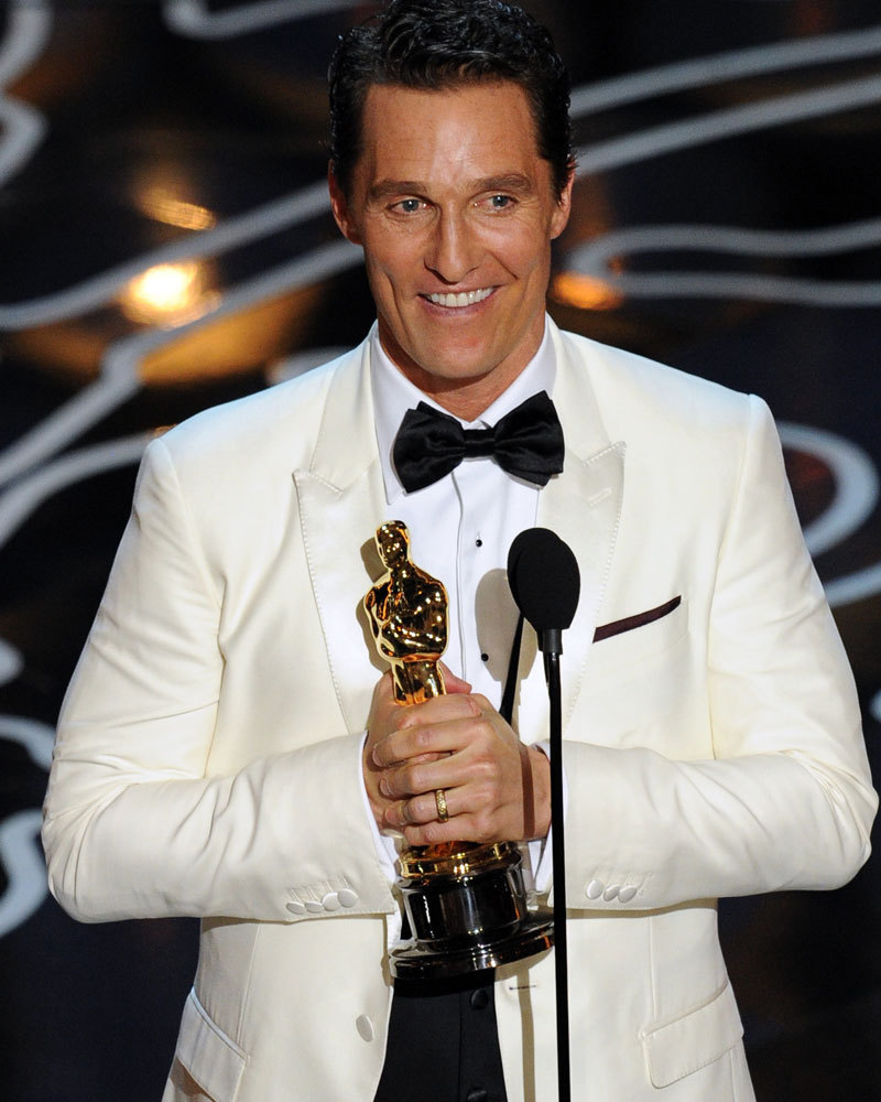 Oscars 2014: All the winners and nominees: Winner: Matthew McConaughey