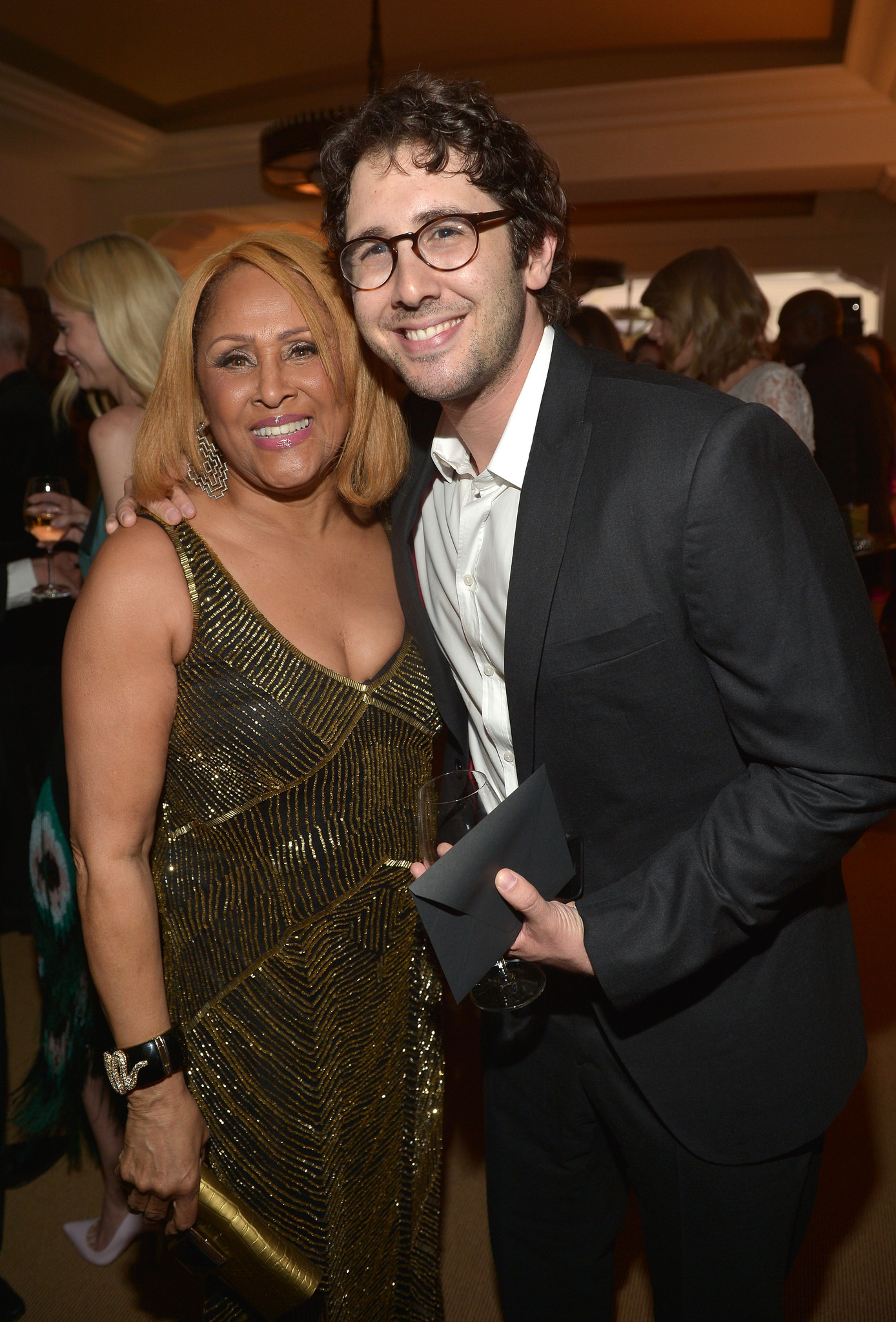2014 The Weinstein Company's Academy Award party photos: Darlene Love