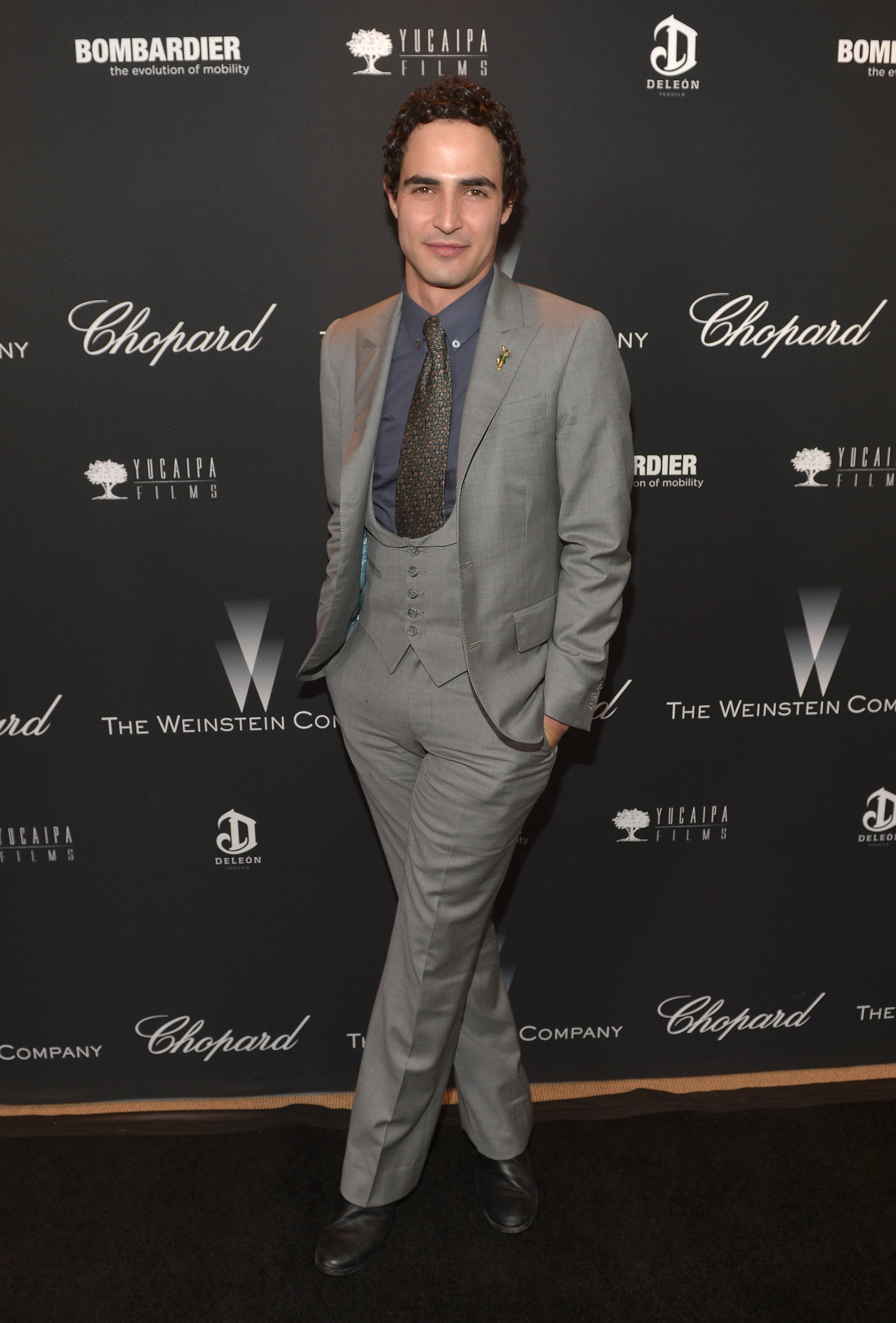 2014 The Weinstein Company's Academy Award party photos: Zac Posen