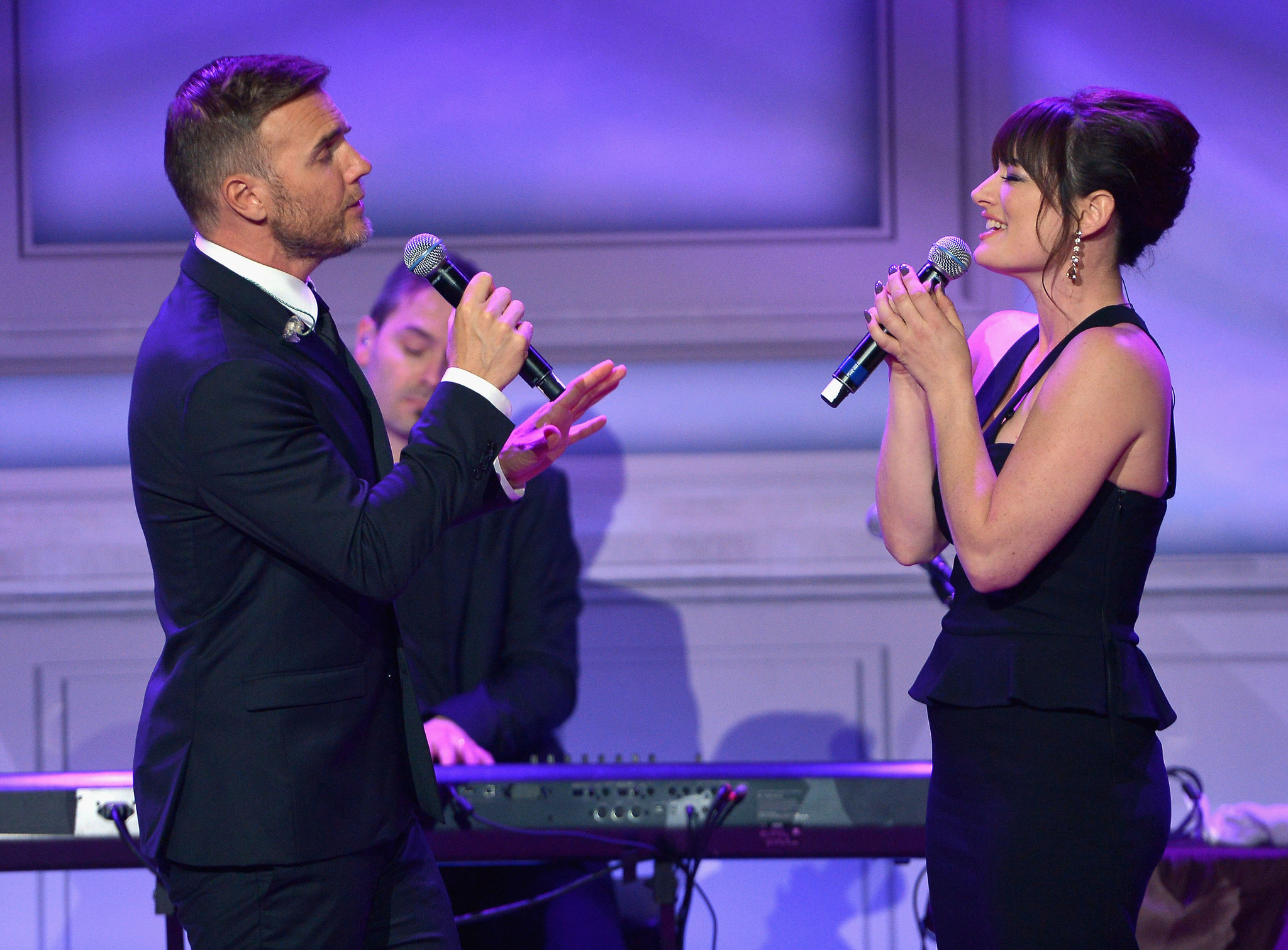 2014 The Weinstein Company's Academy Award party photos: Gary Barlow