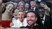 Oscar Host Ellen DeGeneres Posts Best Selfie Ever Taken