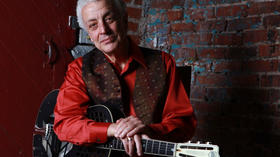 Hampton acoustic blues fest will feature Doug MacLeod