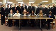 Timothy Christian Mock Trial Wins Tournament