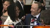 2014 Oscar Red Carpet Odd Couples and an Inside Peek of the Governors Ball