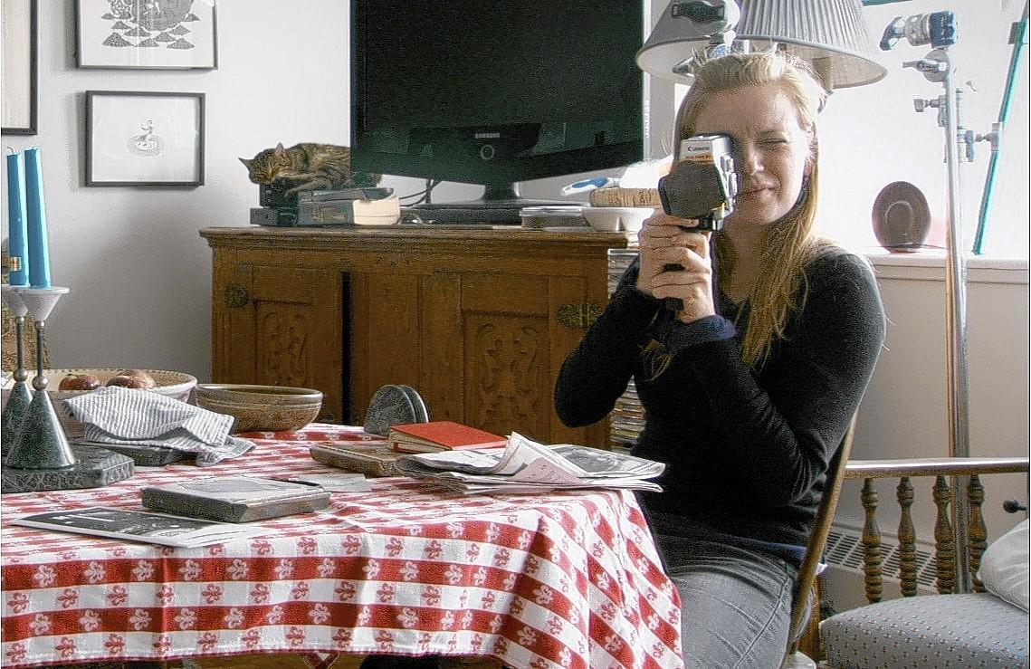 "Sarah Polley stars in and directed ""Stories We Tell."""