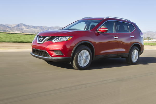 The 2014 Nissan Rogue is one of Nissan's best-selling vehicles.